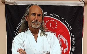 Sensei Tom Leeman